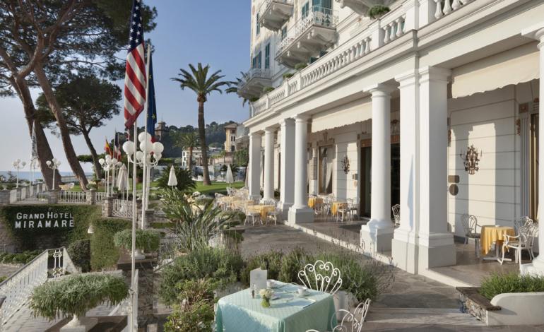 Catalano nuovo DG Grand Hotel Miramare
