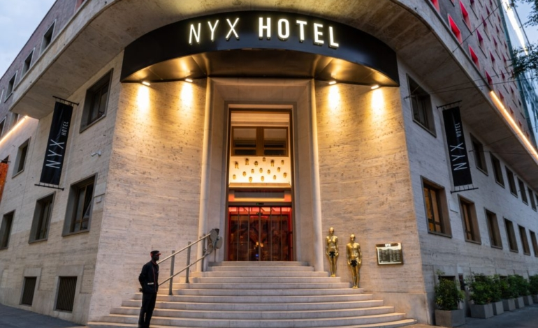 Da dark kitchen ad hotel, Golocious al Nyx Milano