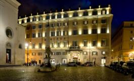 Arsenale acquista l'Hotel de la Minerve a Roma