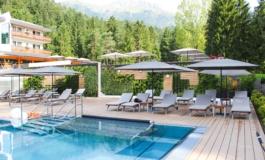 Grand Hotel Comano riapre e amplia aree relax