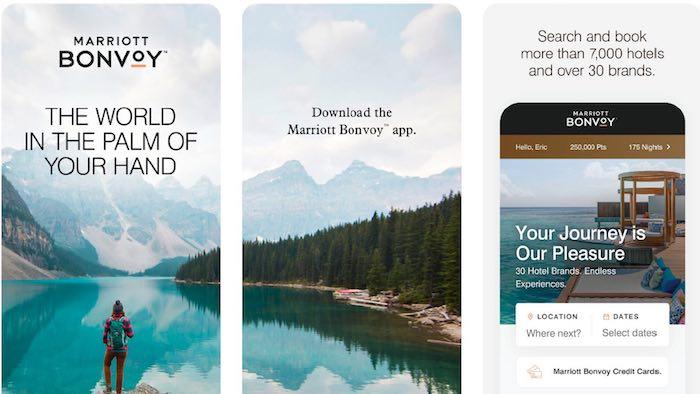 Marriott Bonvoy svela la nuova app