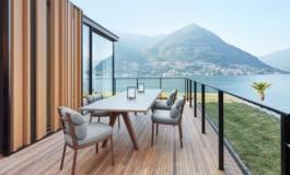 Sul lago di Como la prima suite 'shoppable' in Europa