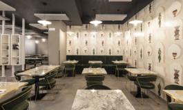 Restyling ristorante Antefora dell'hotel Lo Scoiattolo