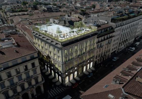 Rivoluzione 'Quadrilatero': arriva anche Rocco Forte House